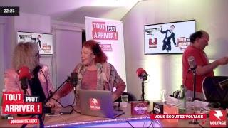 Tout Peut Arriver Avec Pierre Jean Chalençon & Régine !
