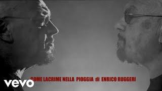 Enrico Ruggeri - Come lacrime nella pioggia (Official Video) YouTube Videos