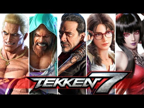 TEKKEN 7 - All