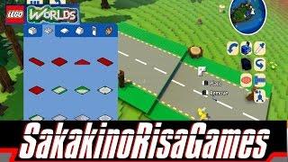 Lego Worlds PC Gameplay - Part 18 - Sandbox Mode Update!