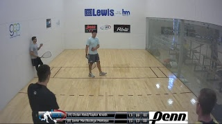 2018 Lewis Drug Pro/Am Pro Doubles Rd of 16