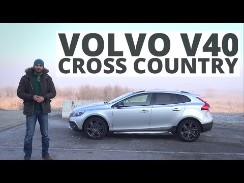 Volvo V40 Cross Country 2.0 D4 Drive-E 190 KM, 2015