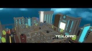 BrickForce Timelapse : Construction :