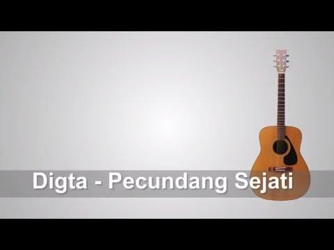Download Mp3 Lirik Lagu Digta - Pecundang Sejati + Chord di ZingLagu.Com