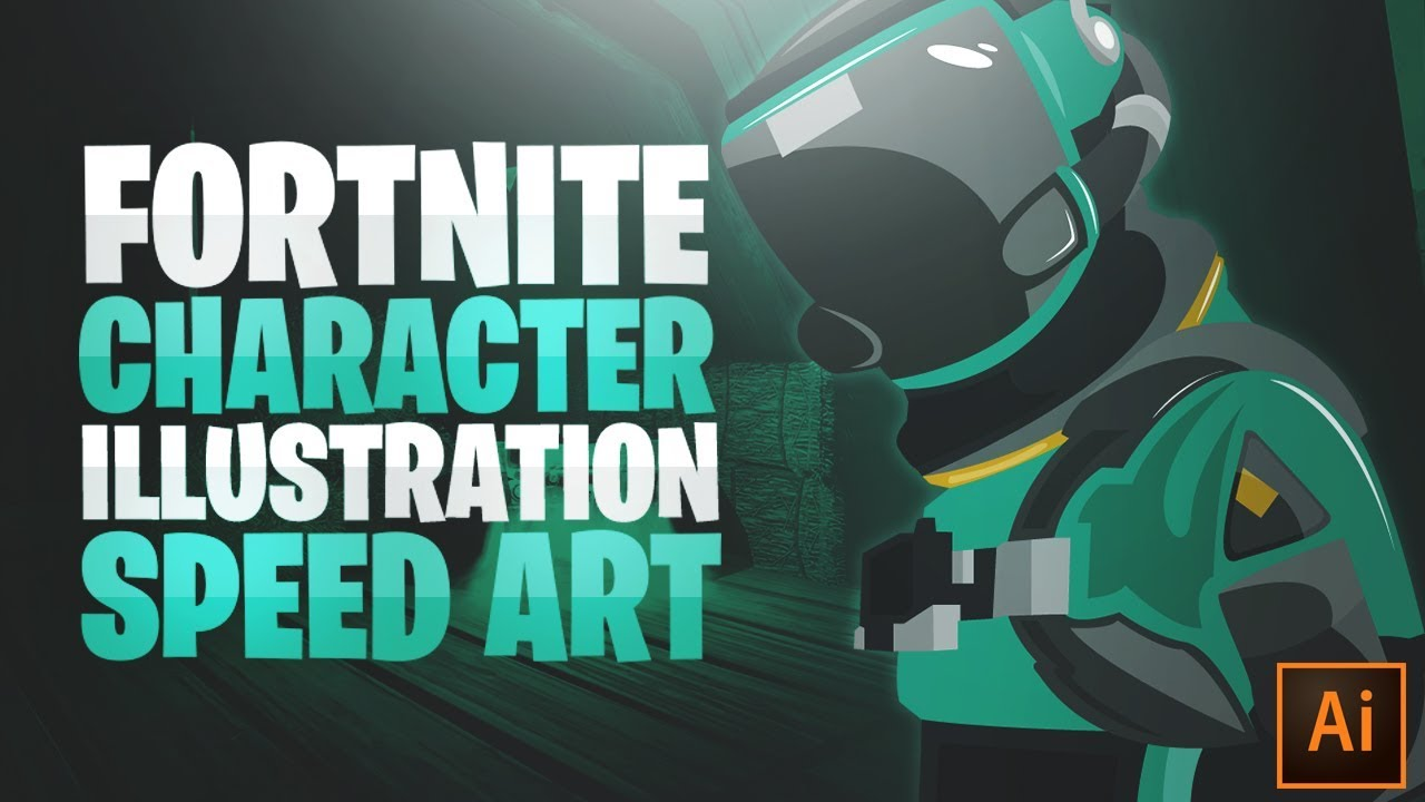 Fortnite illustration