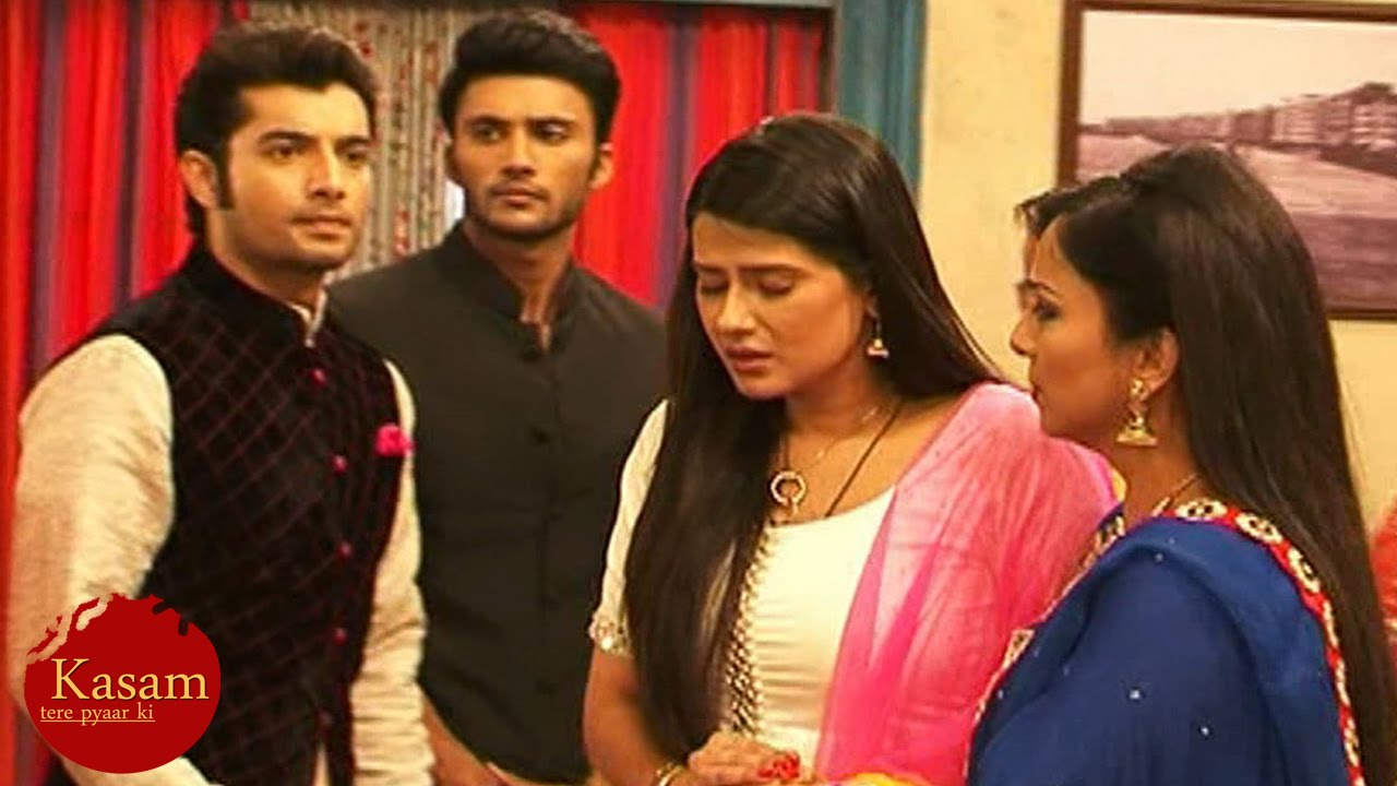 Kasam | Rishi STOPS Tanu's engagement | 2nd May 2016 EPISODE | On Location