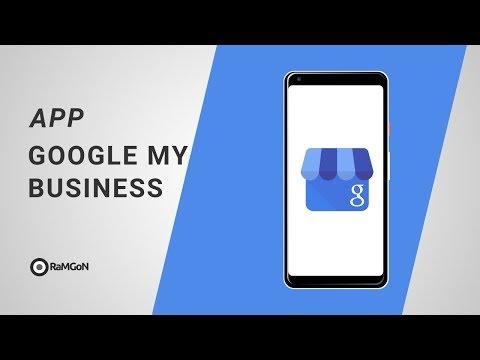 Descubre la APP de GOOGLE MY BUSINESS 📱 - YouTube