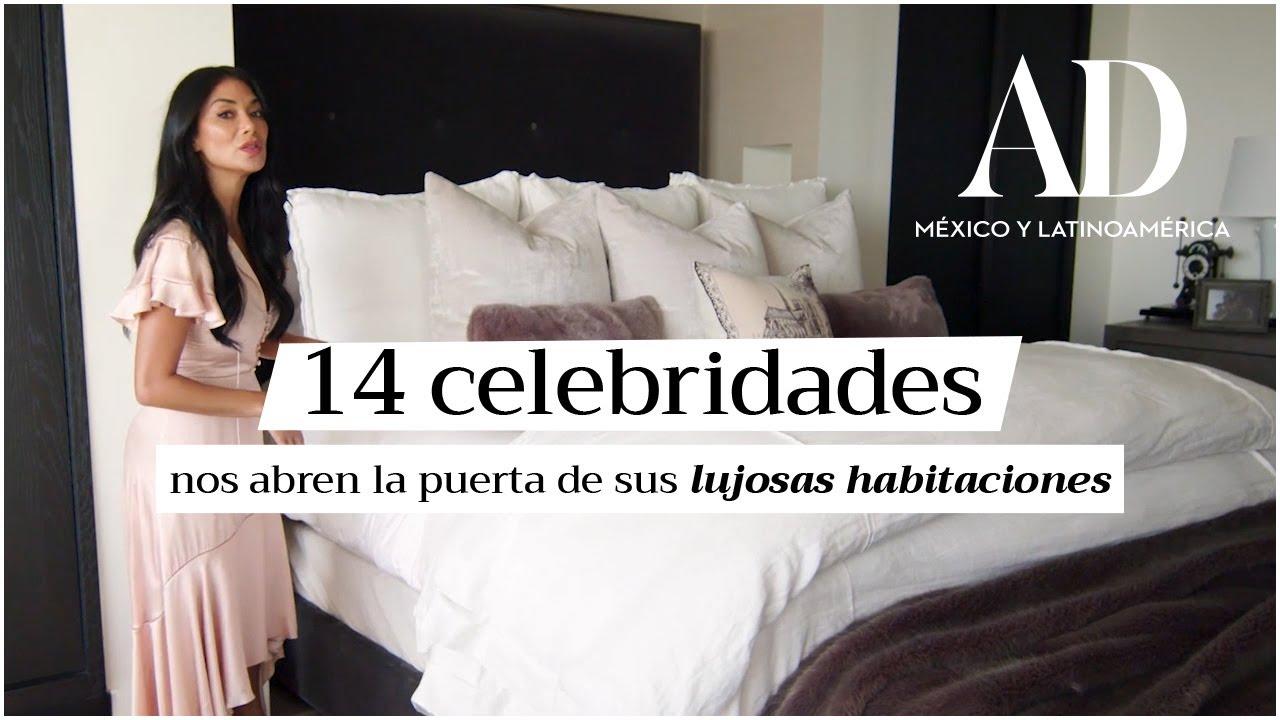 Download 14 celebridades nos abren la puerta de sus lujosas habitaciones