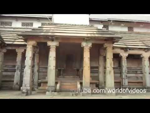 [4k HD] amazing historical place 1000 pillar basadi in Moodabidri-574227 Karnataka