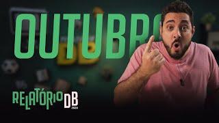 RELATÓRIO DB - OUTUBRO 2020