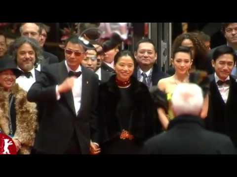 "Tony Leung Ziyi Zhang - ""The Grandmaster"" Red Carpet 梁朝偉章子怡走紅毯"