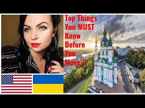Disadvantages of Moving To Ukraine 🇺🇦 from USA for Good! What are they ?! 🤷🏻‍♀️