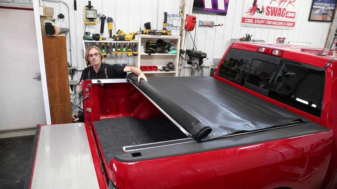 A Review Of The Access Tonnosport Truck Bed Cover Low Budget Cost Youtube