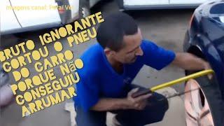 A PESSOA MAIS IGNORANTE E BRUTA DO BRASIL  #14