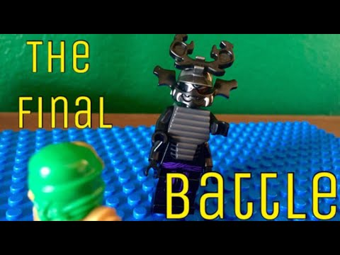 LEGO Ninjago:  The New Final Battle - Stop Motion