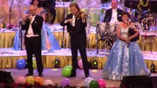 Video Andre Rieu - Glasgow 12.12.2015 Amazing Grace download MP3, MP4, WEBM, AVI, FLV April 2018