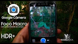 ✹a nova pixel camera com foco macro google camera com modo retratohdrfoco manual no seu android