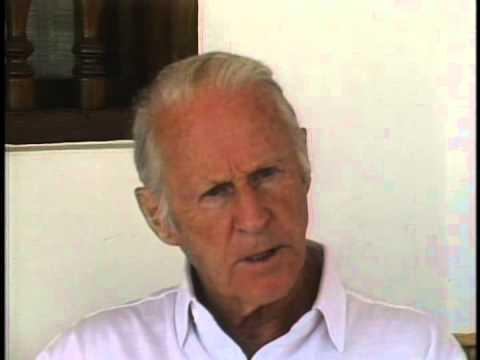 "Thor Heyerdahl interview / Easter Island ""INSIDE RAPA NUI"""