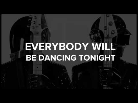 Daft Punk - Doin' it Right [Video Lyrics]