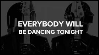 Repeat youtube video Daft Punk - Doin' it Right [Video Lyrics]