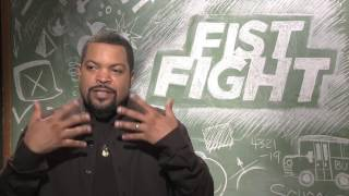 Fistfight Ice Cube solo