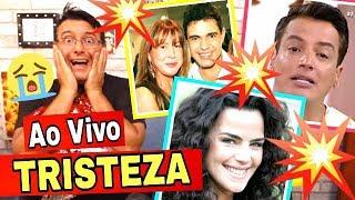 🔥 TRISTEZA!! Leo Dias tem RECAÍDA e se Afasta do FOFOCALIZANDO + Zilú faz GRAVE acusação sobre Zezé
