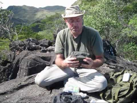 ALONE show winner Dave McIntyre reviews his Survival Kit & Possibles Pouch