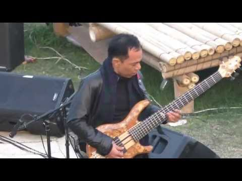 Indro Hardjodikoro The Fingers - Andong @ Jazz Gunung 2014 [HD]