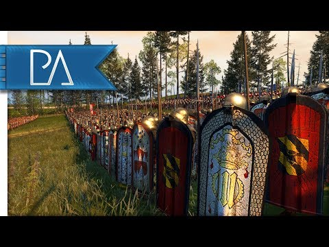 UNBREAKABLE HUNGARY: EPIC MEDIEVAL BATTLE - Medieval Kingdoms Total War 1212AD Mod Gameplay