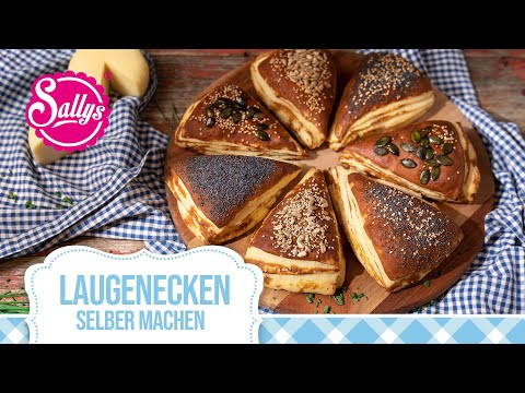 Laugenecken super weich / Oktoberfest / Sallys Welt