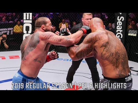 Alex Nicholson, Emiliano Sordi Deliver Big Knockouts | PFL 6 2019 Full Fight Highlights