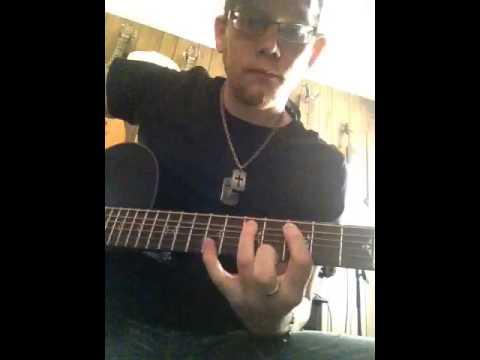 Brantley gilbert read me rights guitar tutorial