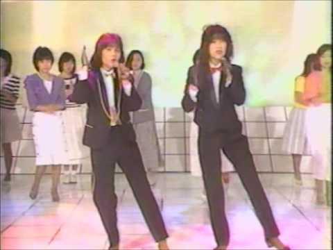 おあずけシスターズ  東京カンカン娘'84