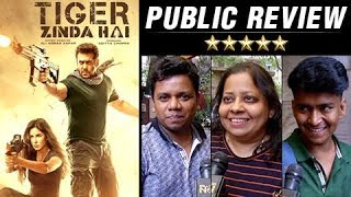 Tiger Zinda Hai MOVIE Public Review | Salman Khan Katrina Kaif