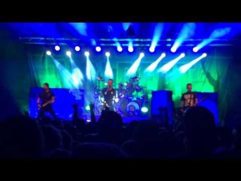 "Volbeat ""Sad Man's Tongue"" 4/20/16 Chico, CA Silver Dollar Fairgrounds"