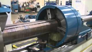 Trepanning Machine - UNISIG Deep Hole Drilling Systems