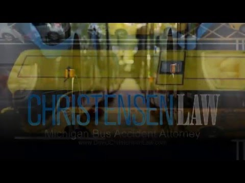 Michigan Bus Accident Attorney