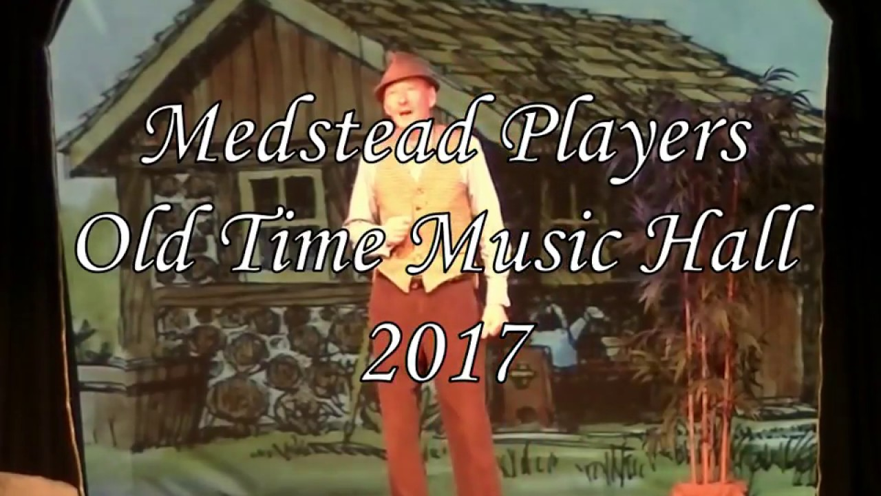 Old Time Music Hall Compilation Youtube