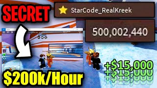 The SECRET to Getting $200K/HOUR in Roblox Jailbreak! (How to Get Money Fast in Roblox Jailbreak)