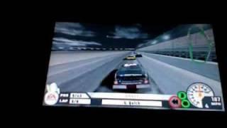 Nascar 07 PSP Gameplay [1]