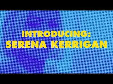Alive in the Archive: Serena Kerrigan