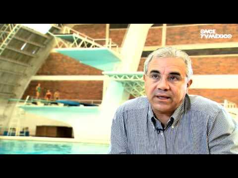 Leyendas del Deporte Mexicano  Carlos Girón, clavadista de La Quebrada