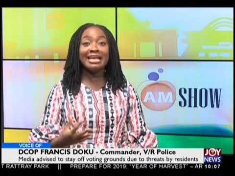 Oti Region Referendum - News Desk on JoyNews (27-12-18)