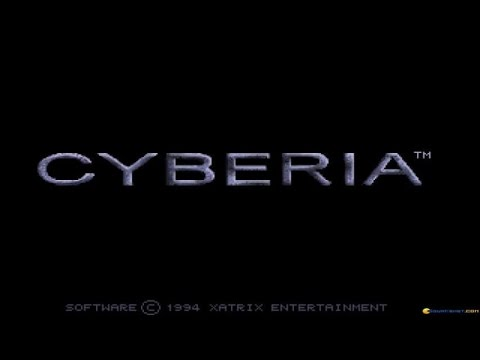 Cyberia Gameplay (PC Game, 1994)