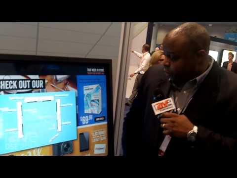 DSE 2015: Stratacache Shows Its Wayfinding Solution