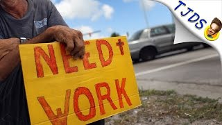 Proof: Unemployment Numbers Are A Lie