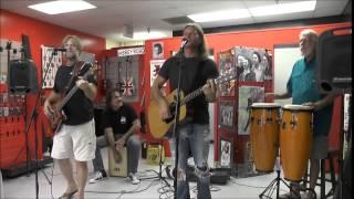 Chris Sacks at Zen Guitars