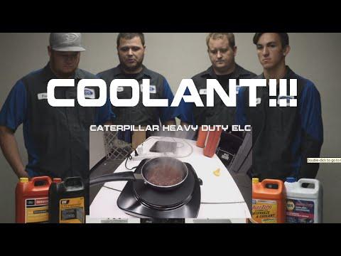 Diesel Talk: Coolant