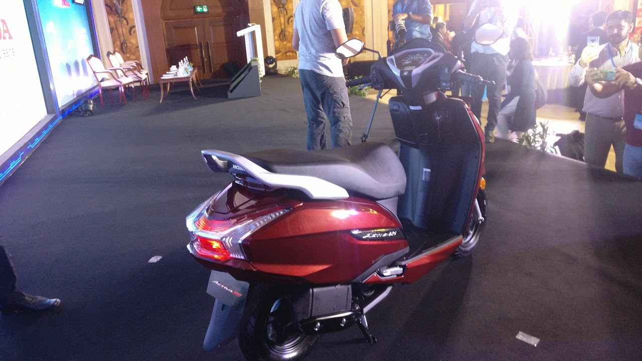 New Honda Activa 125 Bs 6 Launch Price Features Youtube