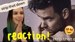 LIAM STAN REACTS TO STRIP THAT DOWN